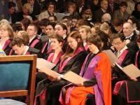 2008 award of honourary DLit from Glasgow University
